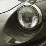 De klassieke Koplamp van de Auto Stock Afbeeldingen