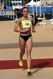 de Klassieke Marathon van 27ste Athene Stock Foto's