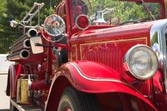 De klassieke Motor van de Brand Royalty-vrije Stock Foto