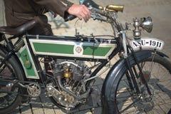 De klassieke motor van NSU maakte 1911 Royalty-vrije Stock Afbeelding