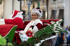 De Klassieke Parade 2018 van Bayou royalty-vrije stock fotografie
