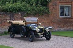De klassieke uitstekende auto van de veteraanluxe Stock Afbeelding