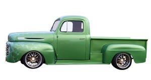De klassieke Vrachtwagen van de Doorwaadbare plaats Stock Foto's