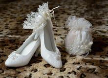 De kledij van het huwelijk royalty-vrije stock afbeeldingen