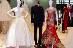 De kleding Royalty-vrije Stock Foto