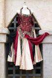 De Kleding en de Toga's van de vrouwen` s Renaissance royalty-vrije stock foto