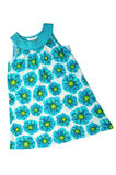 De kleding van de baby Stock Afbeeldingen