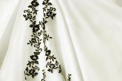 De kleding van de bruid stock foto