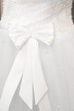 De kleding van de bruid Royalty-vrije Stock Foto's