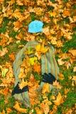 De kleding van de herfst Stock Foto