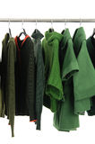 De kleding van de manier Royalty-vrije Stock Foto's
