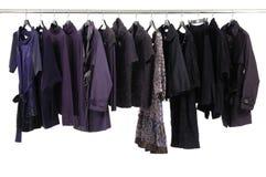 De kleding van de manier Stock Fotografie