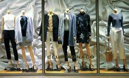 De kleding van de vrouwen van clubmonaco Royalty-vrije Stock Afbeelding