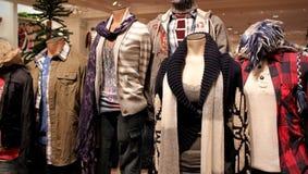 De kleding van de winter royalty-vrije stock fotografie