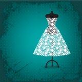 De kleding van het huwelijk royalty-vrije illustratie