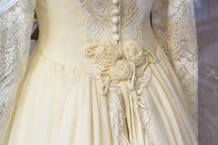 De kleding van het huwelijk Stock Foto