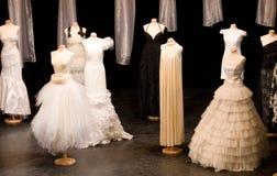 De kleding van huwelijken Stock Foto
