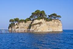 De kleine Agio's Sostis van het eilandje Royalty-vrije Stock Afbeelding