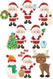 De kleine Kerstman Royalty-vrije Stock Afbeelding