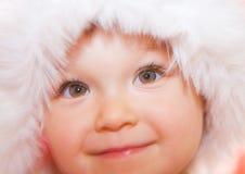 De kleine Kerstman royalty-vrije stock afbeeldingen