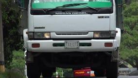 De kleine Vrachtwagen van de Levering Royalty-vrije Stock Foto's