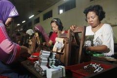 DE KLEINHANDELSZAKEN VAN INDONESIË POTENTIEEL Royalty-vrije Stock Foto's