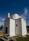 De kleinste kathedraal in de wereld Stock Afbeelding