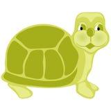 De klem-Kunst van de schildpad stock illustratie
