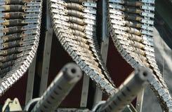 De klemmen van de munitie Royalty-vrije Stock Afbeelding