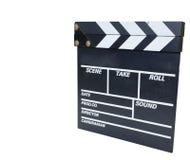 De klep van de film Stock Afbeelding
