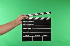 De klep van de film Stock Foto's