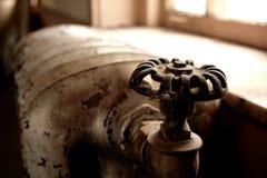 De klep van de radiator Stock Afbeelding