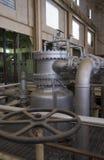 De kleppen van de elektrische centrale royalty-vrije stock fotografie