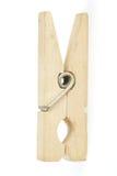 De kleren-Pin van het linnen Royalty-vrije Stock Fotografie