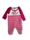 De kleren van de baby Royalty-vrije Stock Foto's