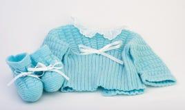 De kleren van de baby Royalty-vrije Stock Afbeeldingen