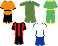 De kleren van de sport. Stock Afbeeldingen