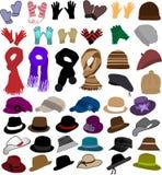 De kleren van de winter Royalty-vrije Stock Afbeelding