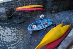 De kleur van de boot Royalty-vrije Stock Foto