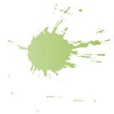De kleur van de vlek (vector) Stock Foto