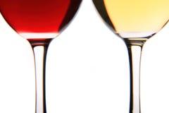 De kleur van de wijn Royalty-vrije Stock Fotografie