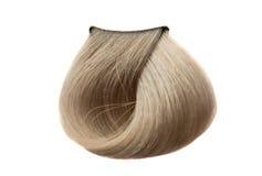 De kleur van het haarlok Stock Fotografie