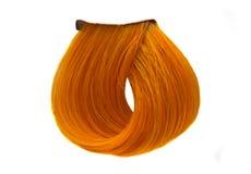 De kleur van het haarlok Royalty-vrije Stock Foto's