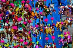 De kleuren van ambachten royalty-vrije stock afbeelding