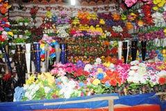 De kleuren van de bloemwinkel Royalty-vrije Stock Afbeeldingen