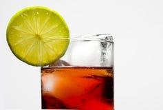 De kleuren van de drank Stock Afbeelding