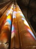 De Kleuren van de kolom Stock Fotografie