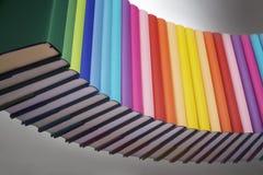 De kleuren van de lezing uw leven! V1 Stock Fotografie