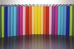De kleuren van de lezing uw leven! V2 Stock Foto