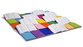De kleuren van de lezing uw leven! V8 Royalty-vrije Stock Foto